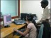 The Dhadkan team at work on a broadcast